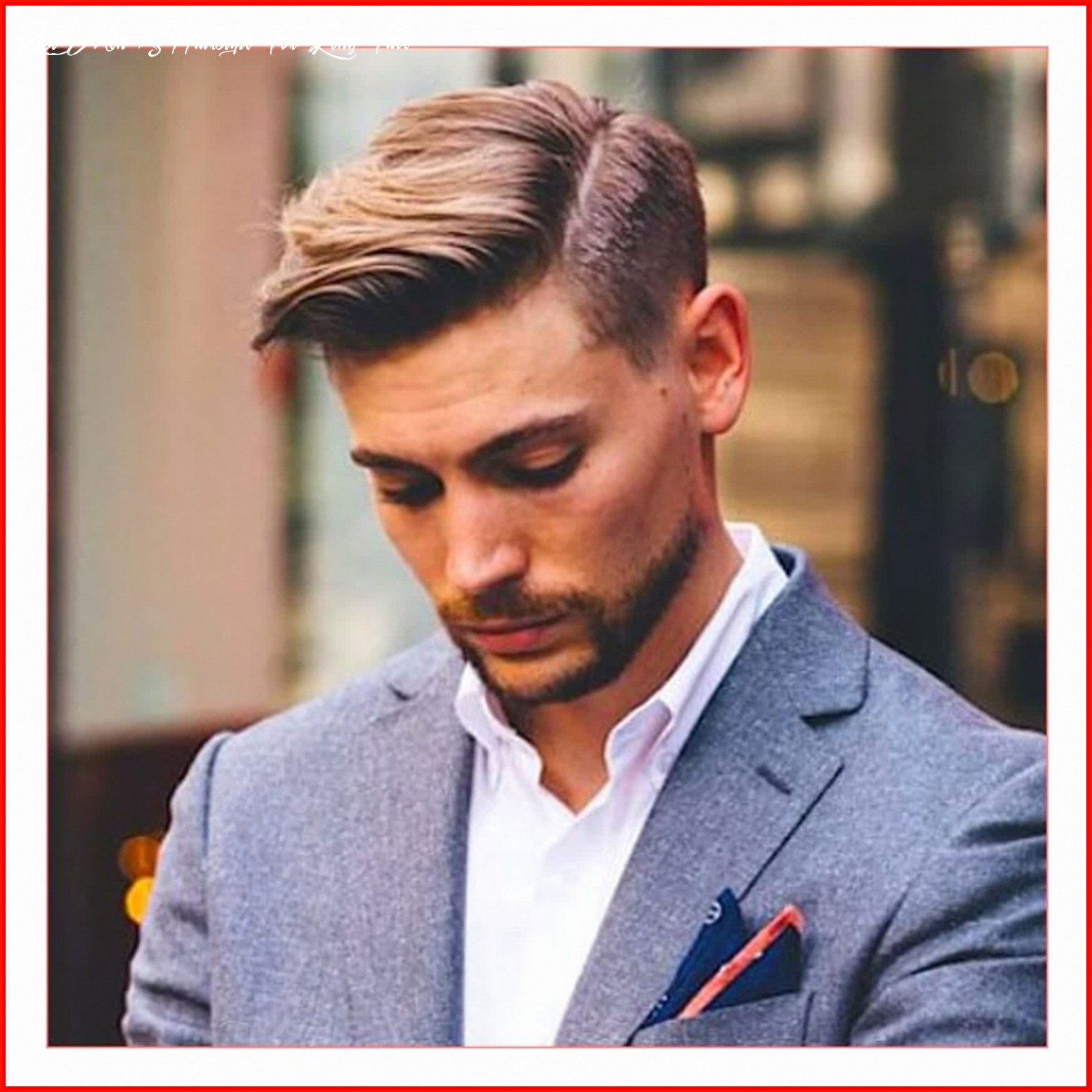 Top Mens Hairstyle for Oblong Face Picture Of Mens Hairstyles ...