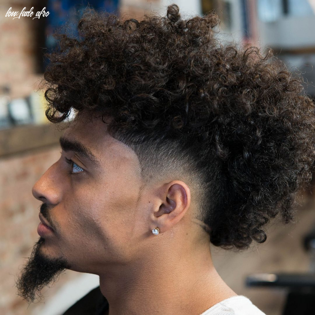 Types Of Fade Haircuts (12 Update)   Curly hair styles naturally ...