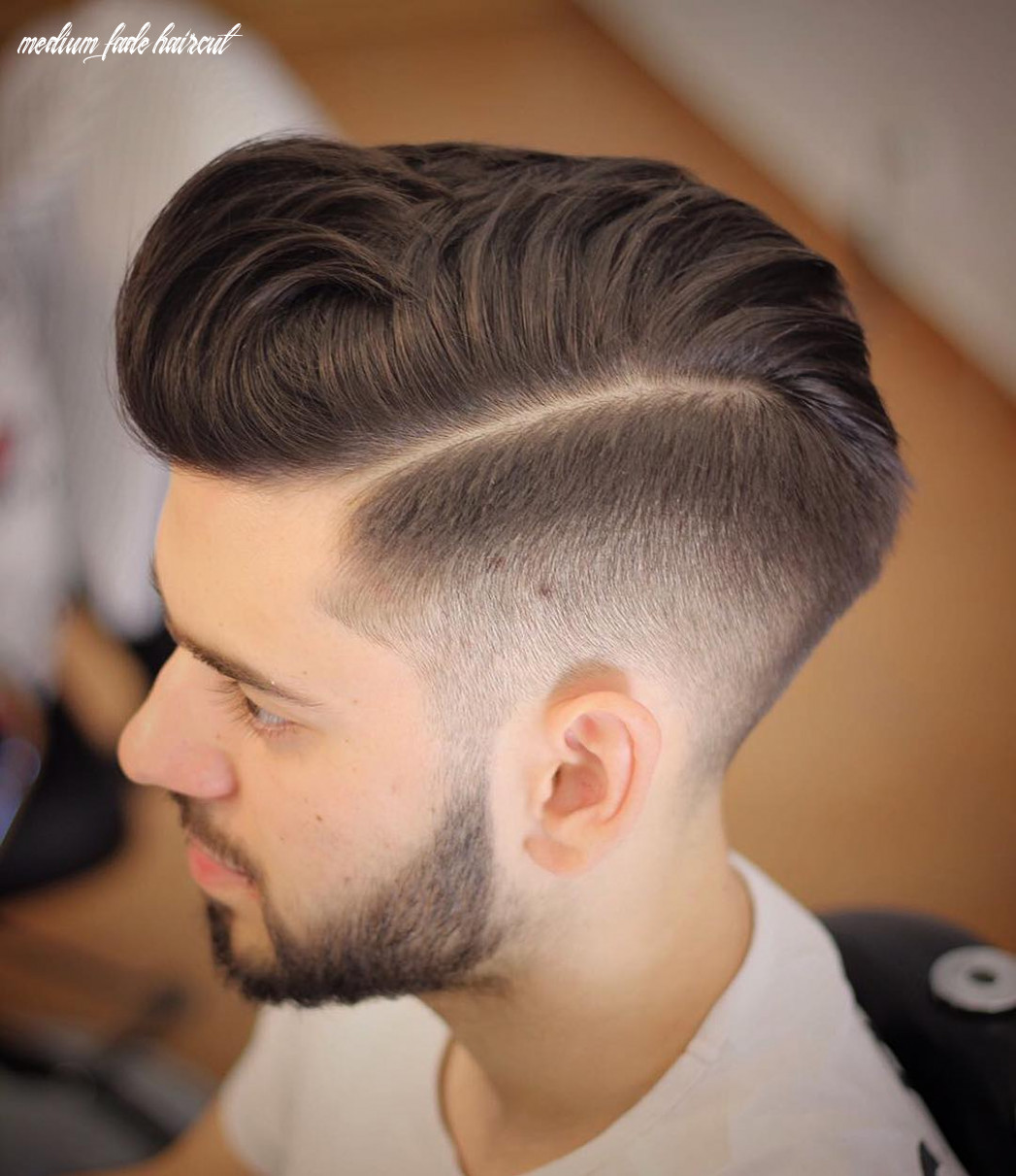 What Is Mid Fade? 10 Best Medium Fade Haircuts - Men's Hairstyles