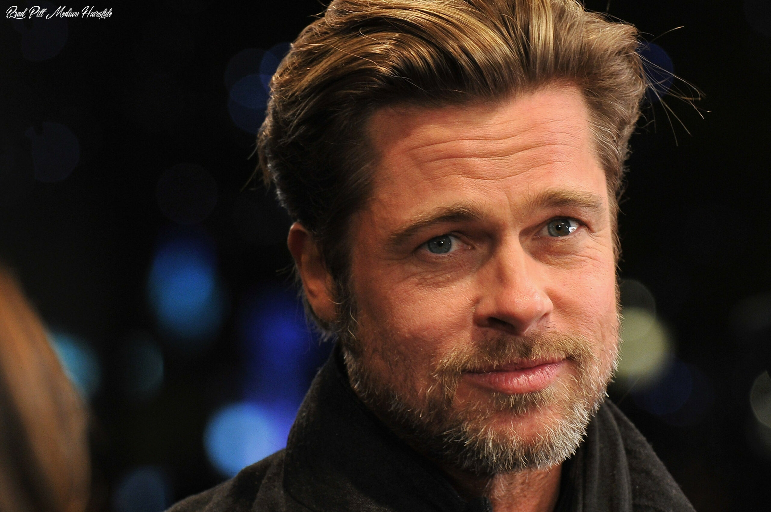 What You Can Learn from Brad Pitt's Stupid Handsome Hair   GQ