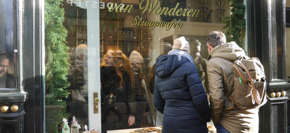 阿姆斯特丹荷蘭焦糖煎餅新吃法,荷蘭部落客都說讚!
