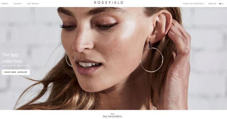 [網購] Rosefield開箱: 來自阿姆斯特丹與紐約的簡約設計