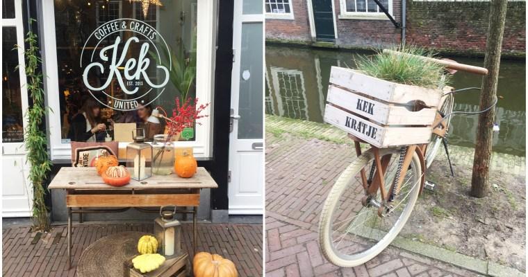 台夫特受當地人歡迎咖啡店推薦 Kek