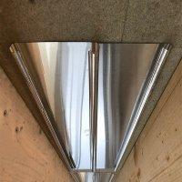 Underfloor Heating FFB Spreader Plates  40 Aluminium