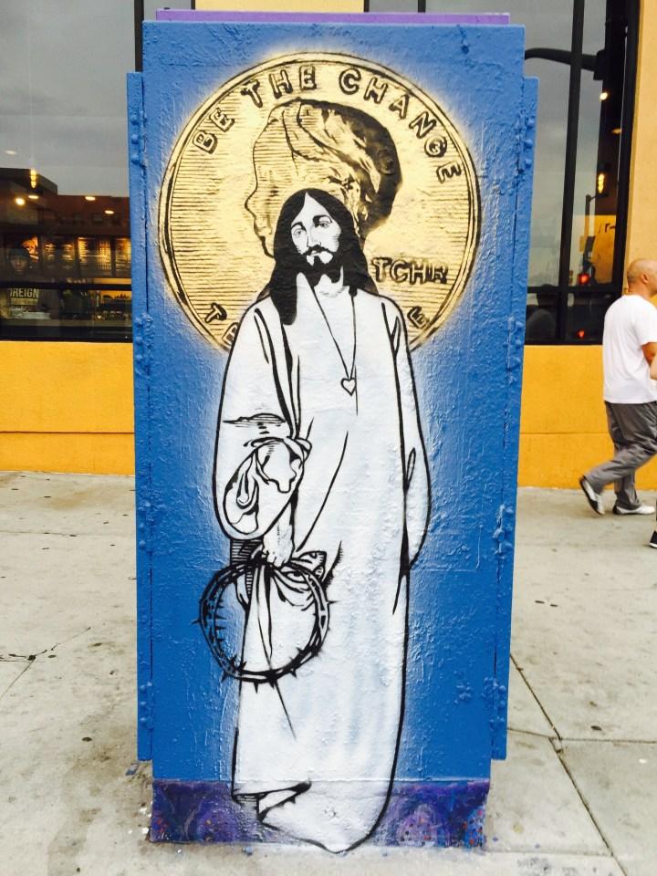 Jesus's Halo