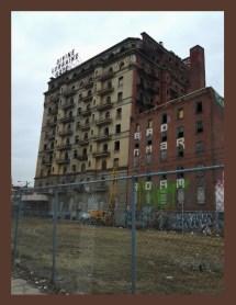 Divine Lorraine Hotel In Philadelphia