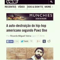 Vice Portugal, PAwz One