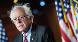 Bernie Sanders Entered A Rally In Lancaster To DMX's Where The Hood At