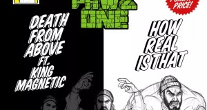 Pawz One Drops His Double Issue For His New ''F.U.C.K! Album