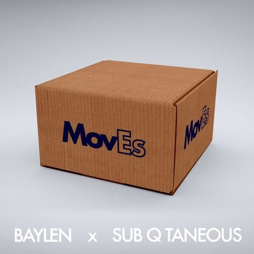 "BAYLEN X SUB{Q}TANEOUS – ""MOVES"" EP (ALBUM REVIEW)"