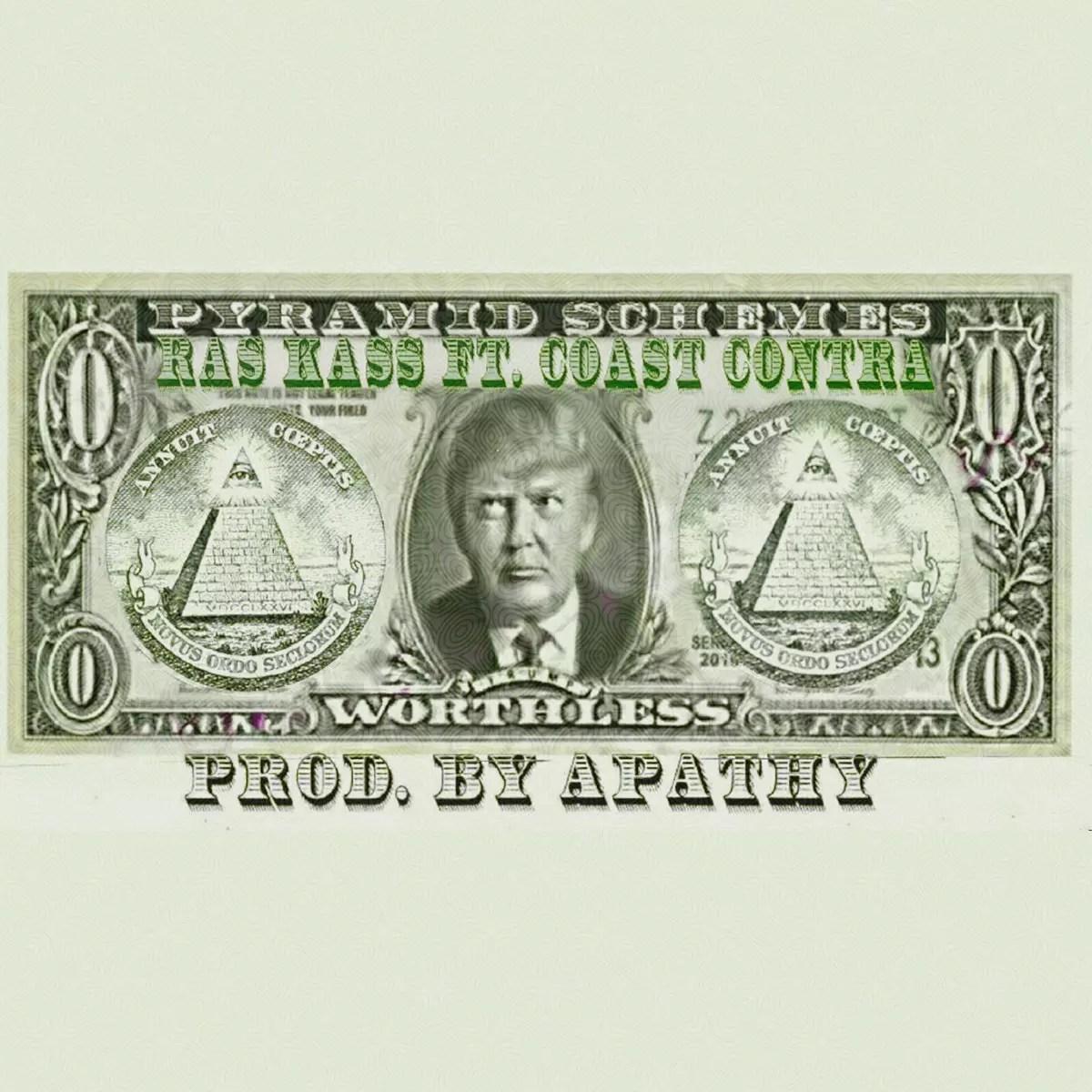 "Ras Kass - ""Pyramid Schemes"" Ft. Coast Contra (Prod. By Apathy)"