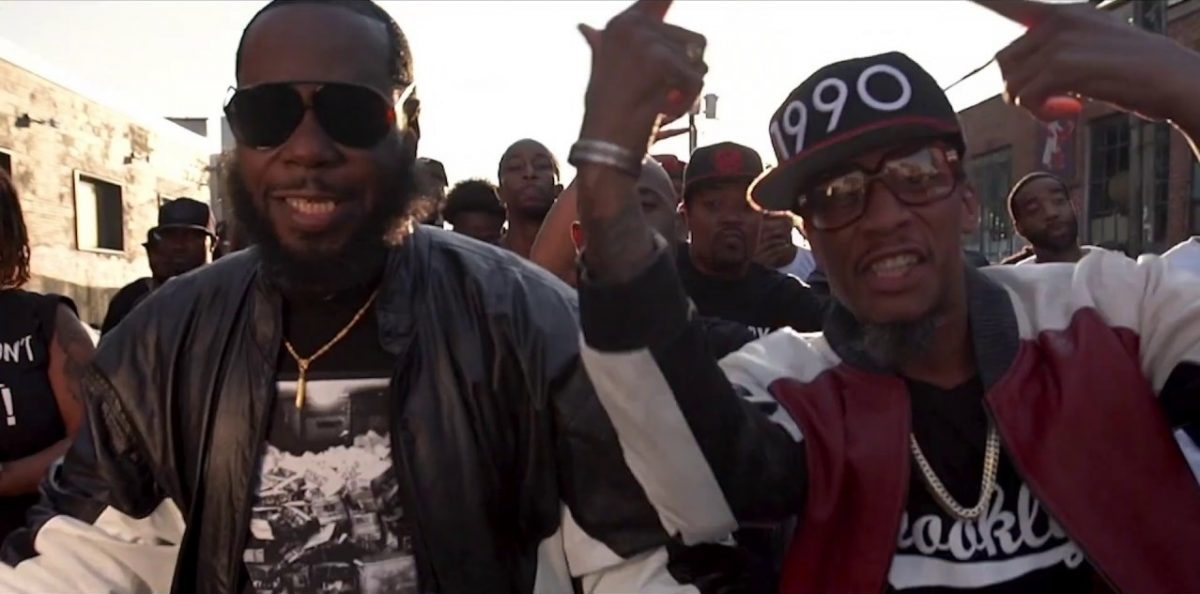 "Smif N Wessun - ""Let It Go"" Prod. By 9th Wonder (Video)"