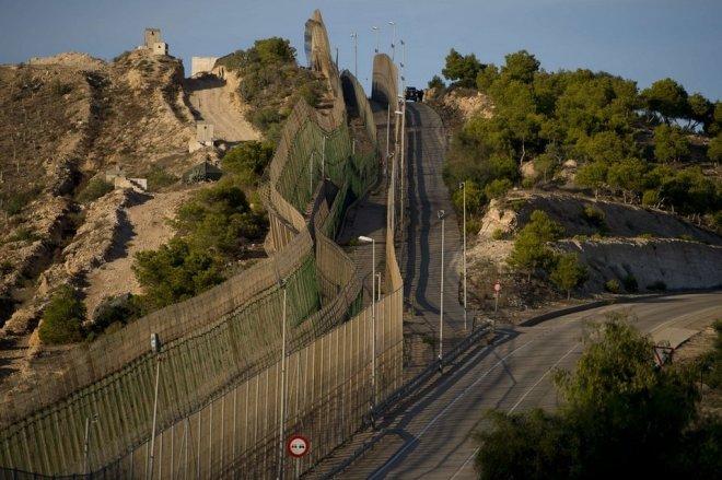 La vaya de Melilla