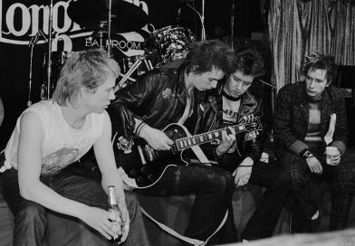 Punk: un comienzo (primera parte)