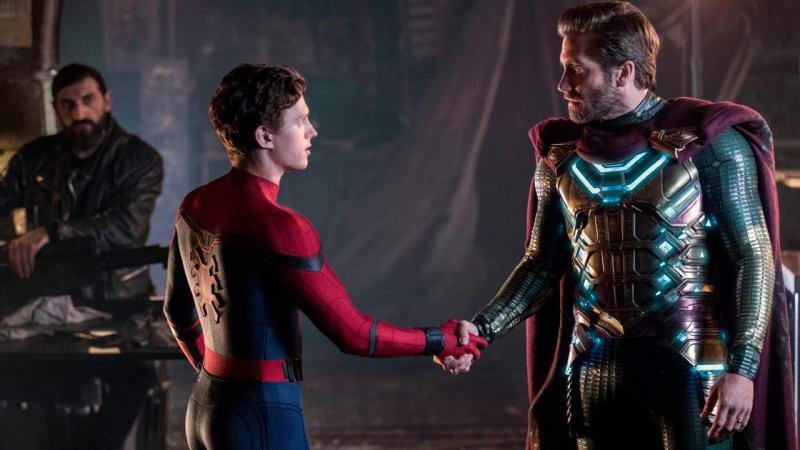 spiderman: lejos de casa foto