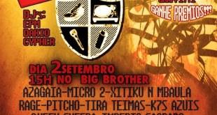 FESTIVAL DE HIP-HOP DIA 2 DE SETEMBRO DE 2012
