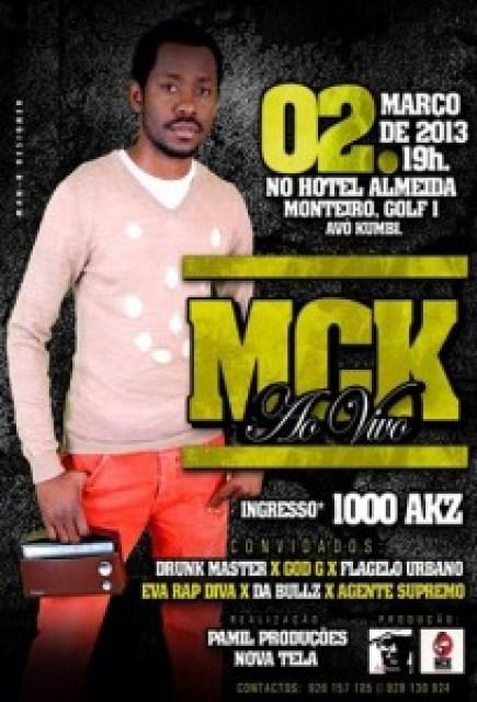 MCK e Convidados ao Vivo no Hotel Almeida Monteiro