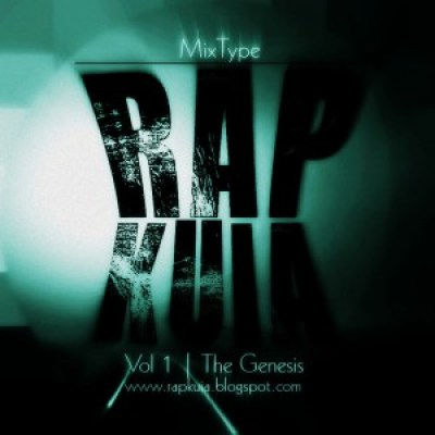 "O Blog Rap Kuia Apresenta – Mixtape Rap Kuia Vol.1 ""The Genesis"""