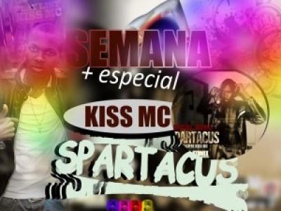 Kiss Mc - Spartacus