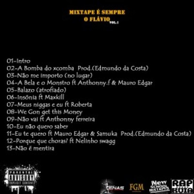 Flavio Santanna - É Sempre O Flávio Vol.1 [Mixtape]