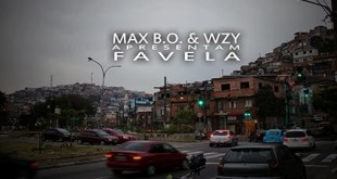 Áudio: Max B.O. - Favela