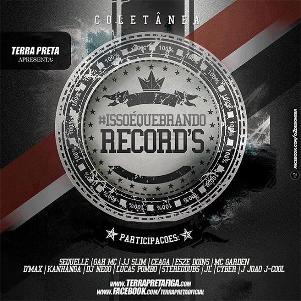 Coletânea: Terra Preta - Isso é Quebrando Record's