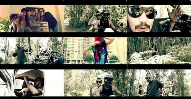 Vídeo: Galleno e Don Jota c/ DJ Pierre - Xega pra Lá