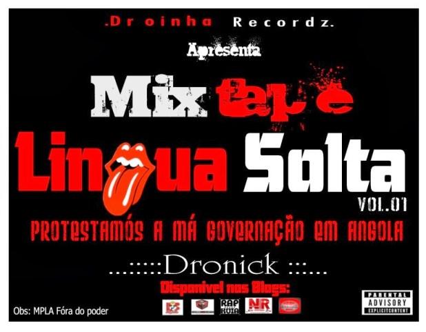 Dronick Feat Abdal - Chega de sermos o Milhado ao MPLA