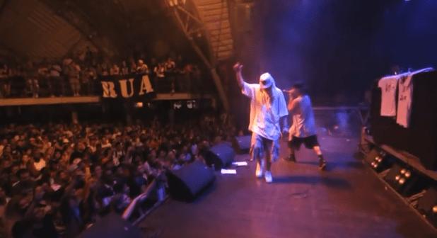 Vídeo: Cacife Clandestino - Sonho de Rua