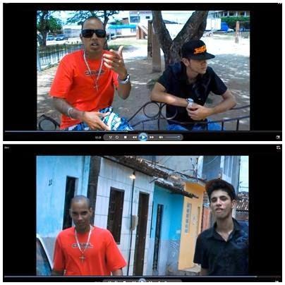 Vídeo: Davi 2P Feat. Kdoche - Vila minha, minha vila