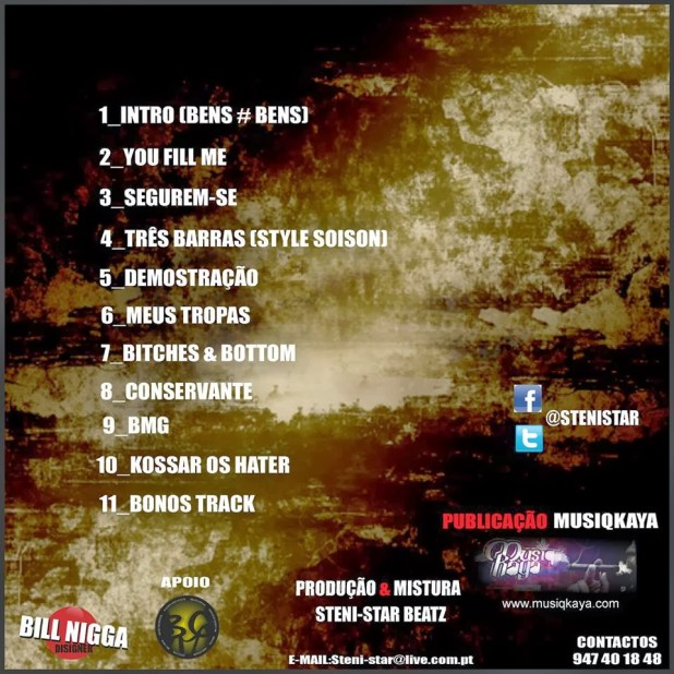Beat Tape: Steni Star Beatz - All Trap Evolution