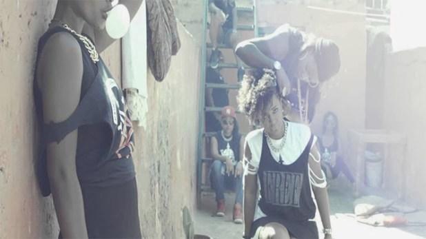 Vídeo: Eva Rap Diva - Rainha Nzinga do Rap feat Tarcio (Prod. Beatoven)