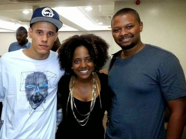 "Freestyle: Kbide, Azagaia e Eva Rap Diva No Programa ""Beat Box"""