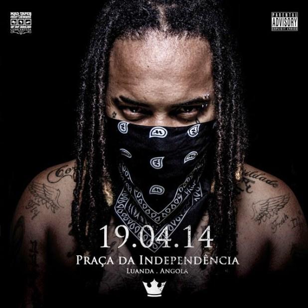 Novo Álbum: NGA - KING | 19.04.14