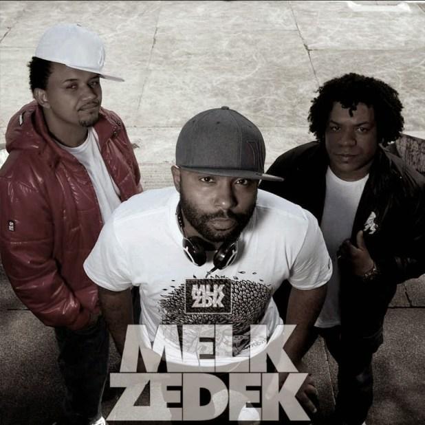 Single: Melk Zedek - Casa do Pai