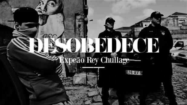 EXPEÃO - DESOBEDECE (Ft. Rey e Chullage)