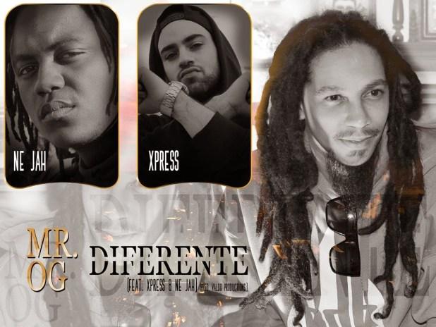 Single: Mr. Og feat. Xpress & Ne Jah - Diferente (Prod. Valdo Productions)