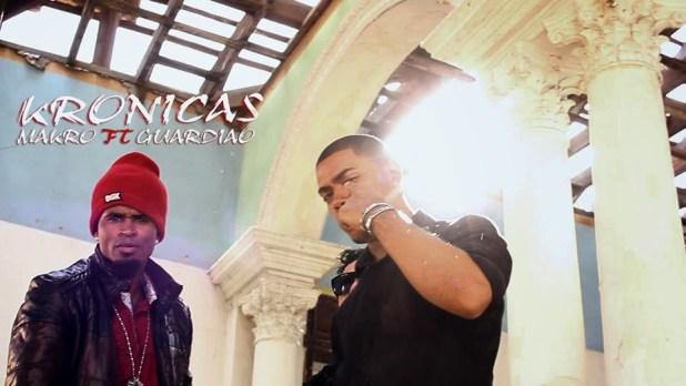 Vídeo: Makro feat Guardiao & Kiki Pro - Krónicas
