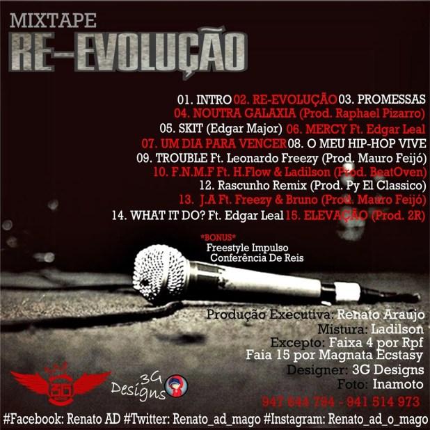 Mixtape: Renato Ad - Re-Evolução