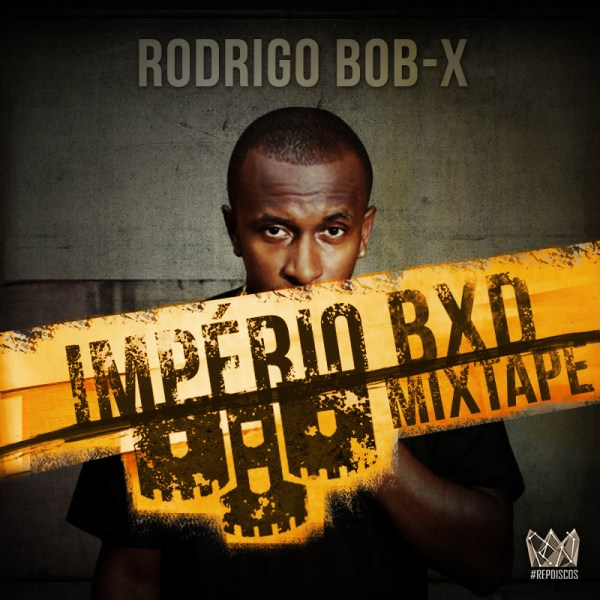 01- CAPA CD - IMPERIO BXD- Rodrigo Bob-X