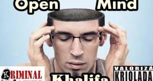 Single: Khalifa - Open Mind