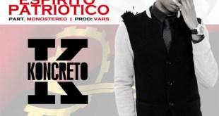 Áudio: Konkreto – Espírito Patriótico ft. Mono Stereo