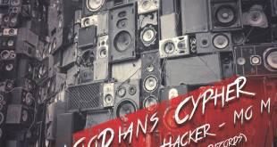 "Vídeo: C Hoodians ""Cypher HC17"" Com: xigénio, FM, Hacker Mc e Mo M (Prod. MG) #1"