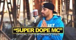 Vídeo: The Hyphenate – Super Dope MC