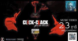 """Ouça e Baixa o novo single """"Click Clack Falso Herói"""" de Pulga Phil M"""
