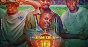 Dj Asnepas Ft. Duas Caras, Flash Enccy & Azagaia - Camisola 10 (Remix) [Download]