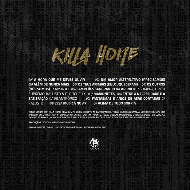 Projecto: Killa Home - Dinâmica [Download]
