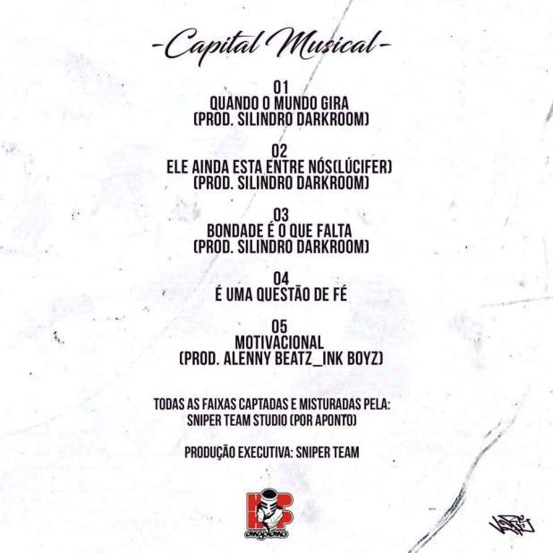 EP: Ngana e Aponto - Capital Musical [Download]