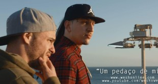 Vídeo: Al-x - Um pedaço de mim feat. Dillaz