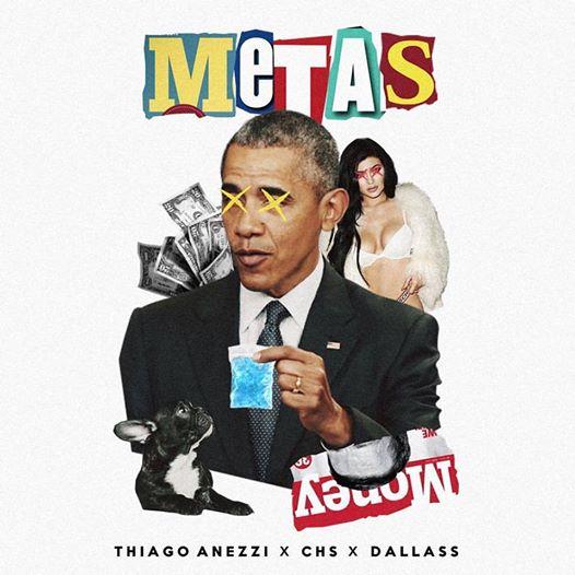 Thiago Anezzi - Metas ft. CHS (Prod. Dallass)